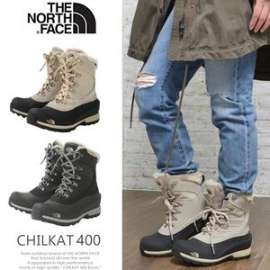 2d284f66e7b North Face Women's Chilkat 400 Boots NEW in box NWT