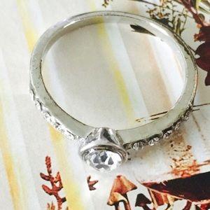 ❗️1 LEFT Chic Simple Stone Ring Sz 9