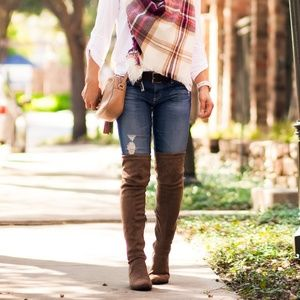 Madden Girl 'Prissley' over-the-knee boots