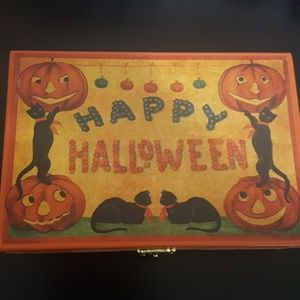 Jewelry - Halloween jewelry box