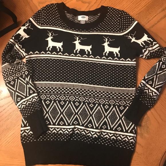 Old Navy Sweaters Holiday Ugly Sweater Size Medium Poshmark