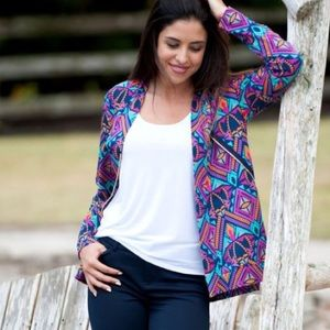 $5 sale or 2 for $7 Prism Jersey Cardigan