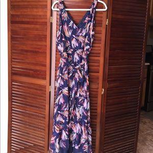 Plus size tank style dress