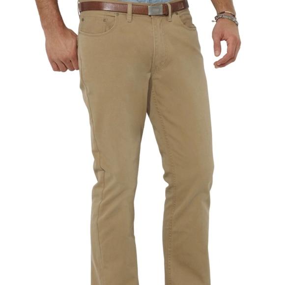 03011831b8b0 Polo Ralph Lauren Straight Fit 5 Pocket Chino Pant