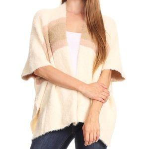 Sweaters - NWT Ultra Soft Open Cardigan Shawl