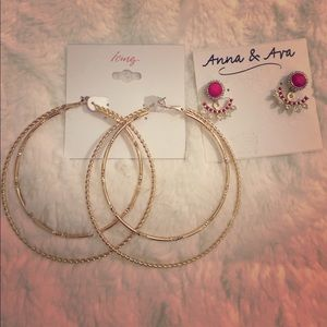 Earring Bundle NWT !
