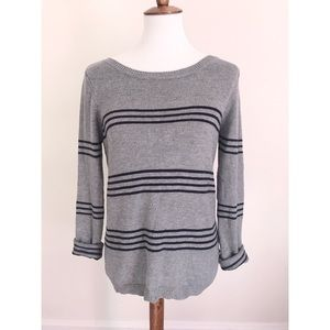 Stitch Fix 41 Hawthorn striped sweater
