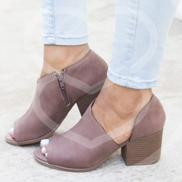 Shoes - JOANNE Booties