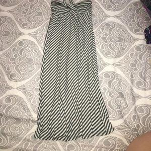***WORN ONCE*** Ella Moss striped dress