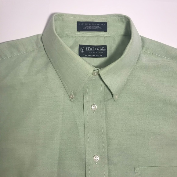 80 off stafford other stafford essentials oxford dress for Where to buy stafford dress shirts