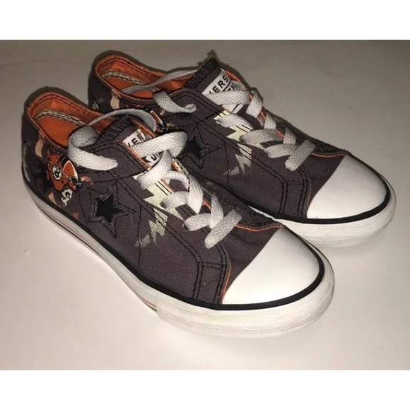 61cebc0c6ca0 Converse Other - Converse All Star Sneakers Lace Youth Boys size 13
