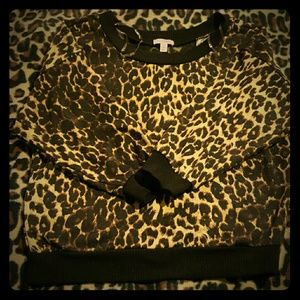 Bongo Cheeta sweater