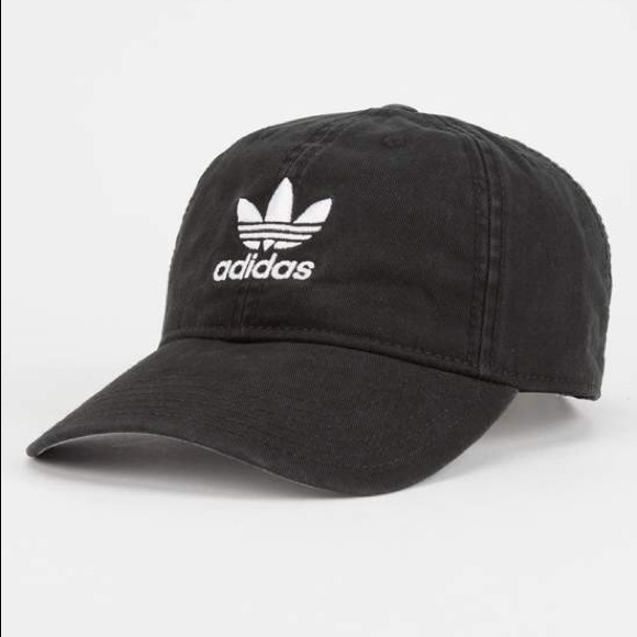 Adidas Originals Relaxed Dad Baseball Hat 17e1dce56e5a