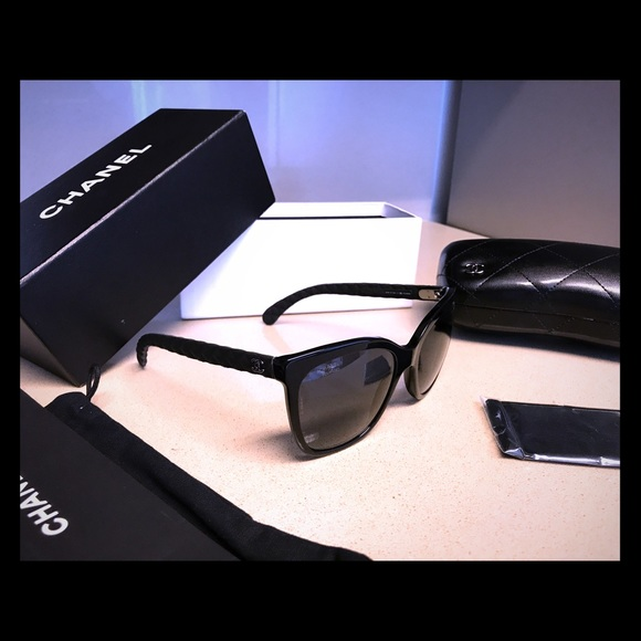 4fc1835597b8 CHANEL Accessories | Authentic Brand New Butterfly Sunglasses | Poshmark