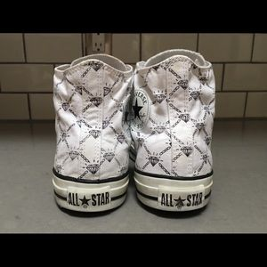 "fe1789c9074d Converse Shoes - Converse All⭐️Star Chuck Taylor ""DIAMOND"" Hightops"