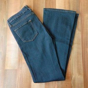Stitch Fix JUSTBLACK Boot Cut Jeans Size 28