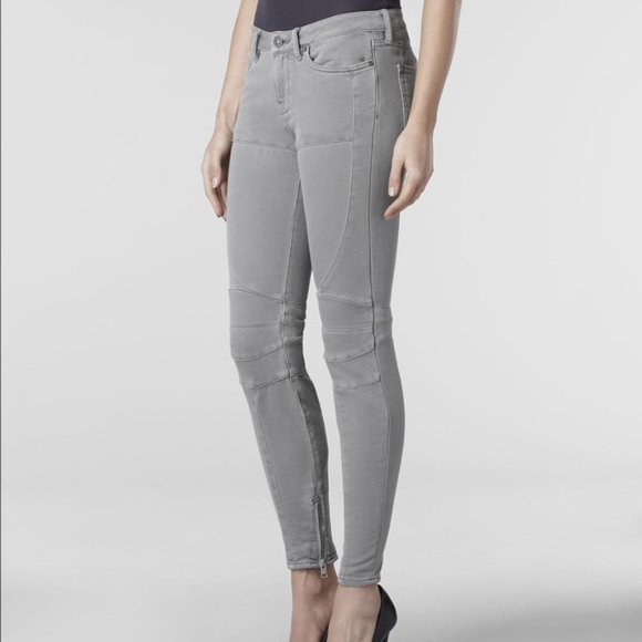 e8a2d51760d All Saints Pants - AllSaints Somers Biker Trousers