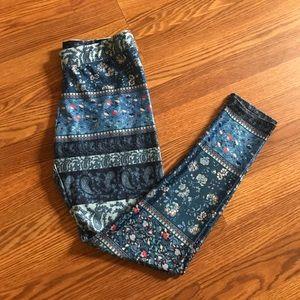 AEO Silky Printed Leggings