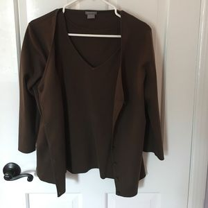Ann Taylor Sweater Set
