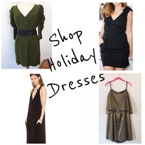 Dresses & Skirts - Ad - Holiday Dresses for Sale in my closet