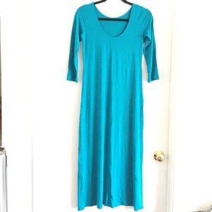 Maxi dress uniqlo customer