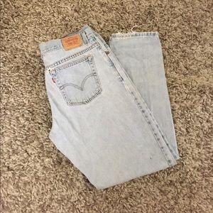 Vintage Levi's 550 Mom 👖❤️