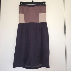 Urban Outfitters Strapless Dress by Sparkle & Fade