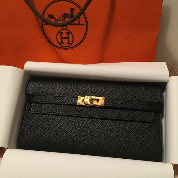 e64e585747b5 NFS 💯Authentic Hermes Kelly Wallet and Belt