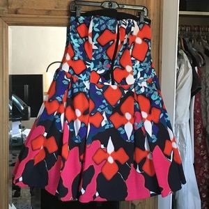 Peter Pilotto for Target Strapless Dress