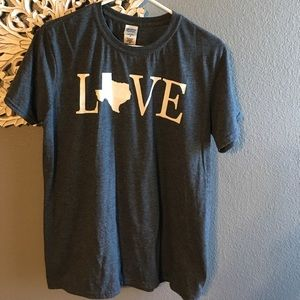 Tops - Texas LOVE Tee