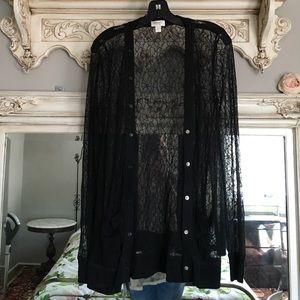 Rodarte for Target Lace Sweater