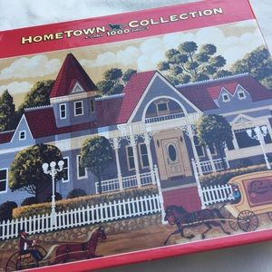 [ Hometown Collection Jigsaw Puzzle ] 1000 piece