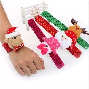 Other - 🌹🌹4pcs New Christmas Wristband