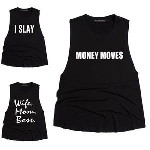 "Tops - ""Money Move$"" Tank"