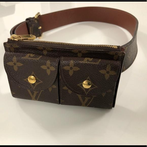 28f08bb973be Louis Vuitton Handbags - Louis Vuitton Belt with Coin Purse
