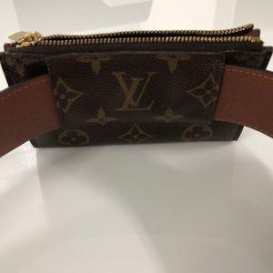 16495288a6d3 Louis Vuitton Bags - Louis Vuitton Belt with Coin Purse