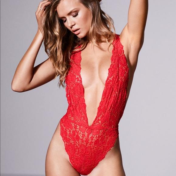 Victoria S Secret Intimates Sleepwear Valentines Day
