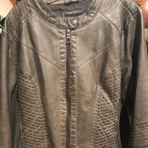 Maurices biker jacket