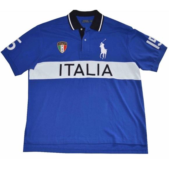 7666435d108125 Polo by Ralph Lauren Shirts | Polo Ralph Lauren Italia Shirt | Poshmark