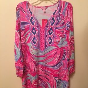 Lilly Pulitzer Dress w/ Sleeves