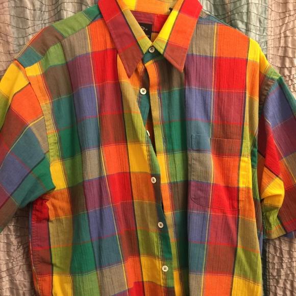 Countess Wara Shirts - Countess Wara multicolored shirt
