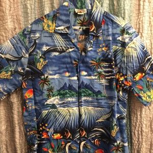 Pacific Legend Shirts - Pacific Legend Hawaiian shirt