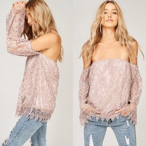 Tops - Lace Blouse