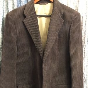 Perry Ellis Suits & Blazers - Perry Ellis cordoury jacket
