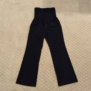 Maternity work pants