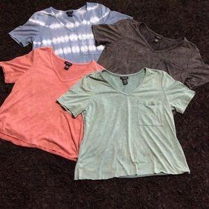 Cute shirt bundle
