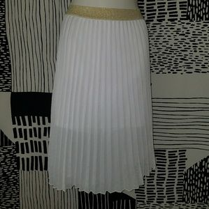 Candies pleated skirt