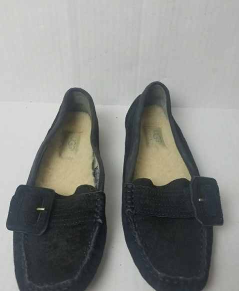 discount good selling cheap sneakernews UGG Australia Thelma Suede Loafers top quality sale online MnpkD