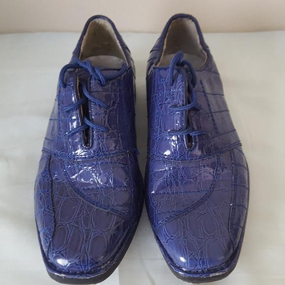 Purple Dress Shoes Boys