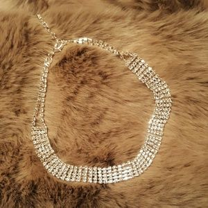 Jewelry - SALE! NWOT GORGEOUS Diamond Choker!
